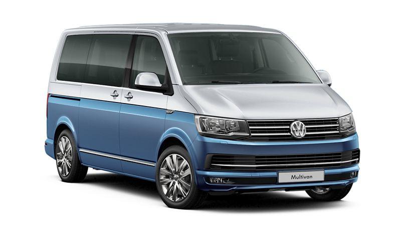 Volkswagen Multivan 6