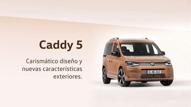 Nuevo Caddy 5 Generación