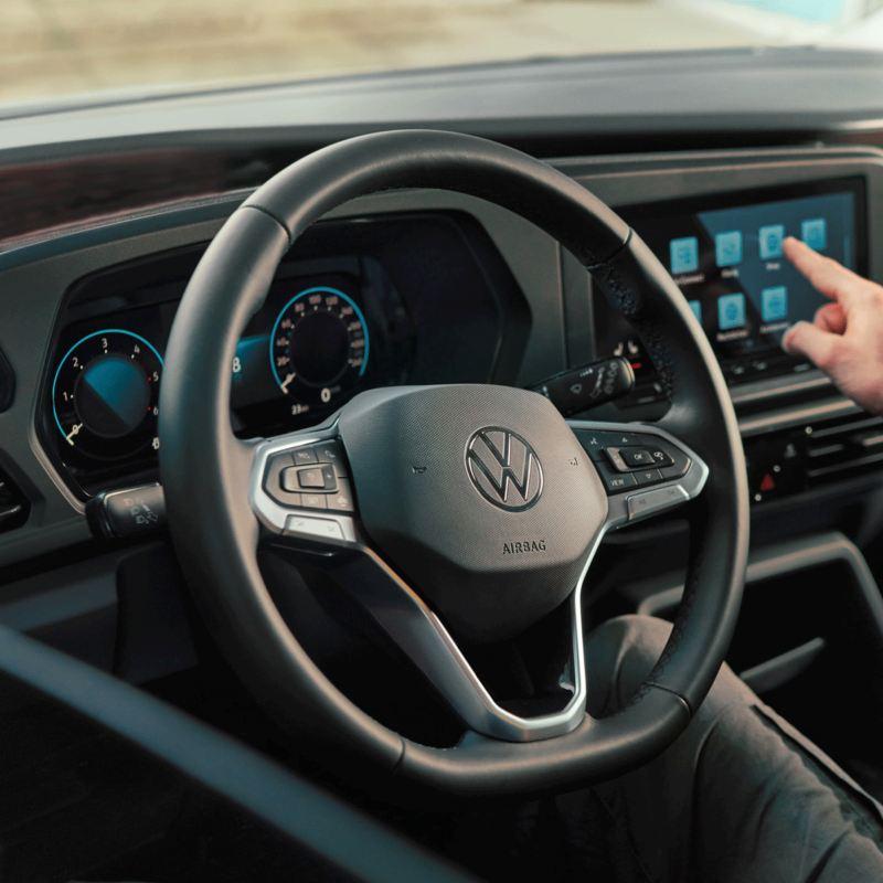 vw Volkswagen nye Caddy 5 Maxi varebil familiebil verdenspremiere