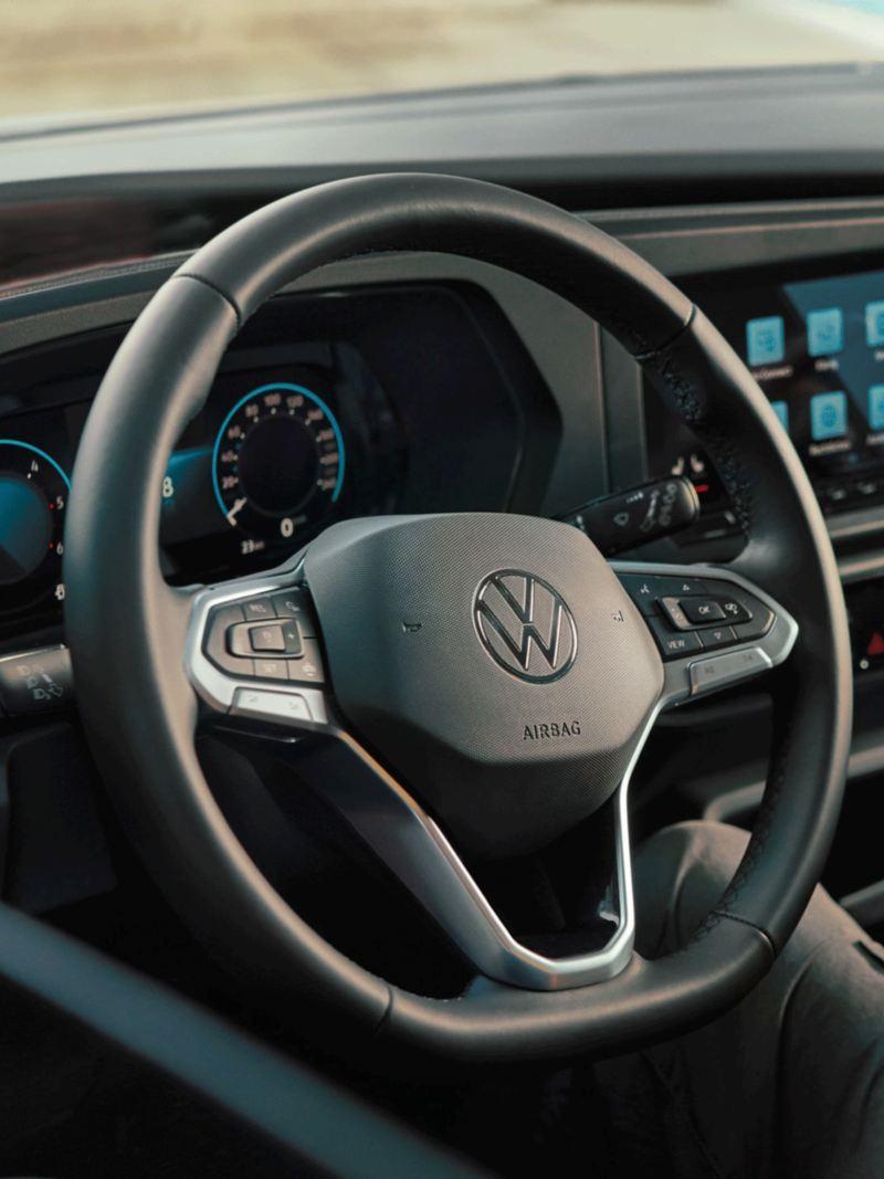 vw Volkswagen Caddy 5 Maxi interiør varebil familiebil verdenspremiere ofte stilte spørsmål