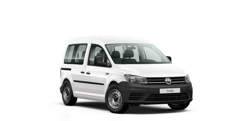 Volkswagen Caddy Kombi.