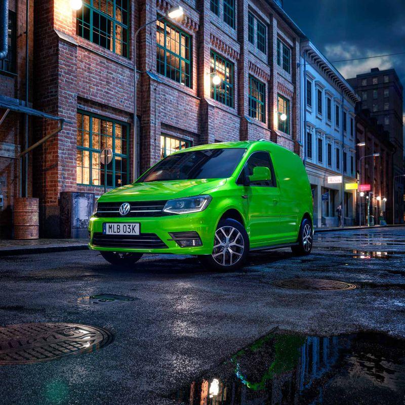 VW Caddy Venom Edition erbjudande