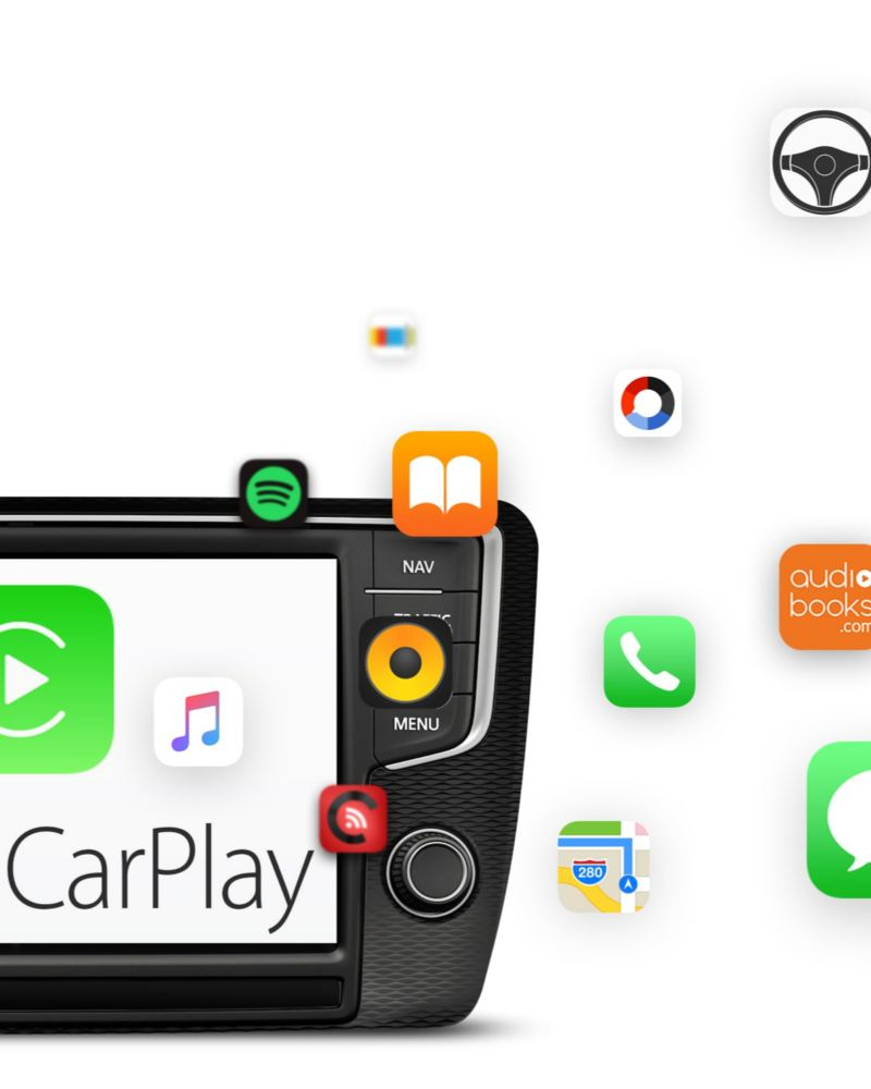Apple Car Play i VW transportbilar