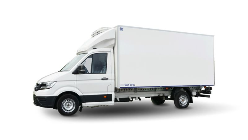 VW Crafter Volymax Cool kylbil