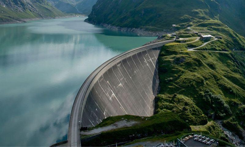 Klimavennlig strøm kommer fra vannkraft