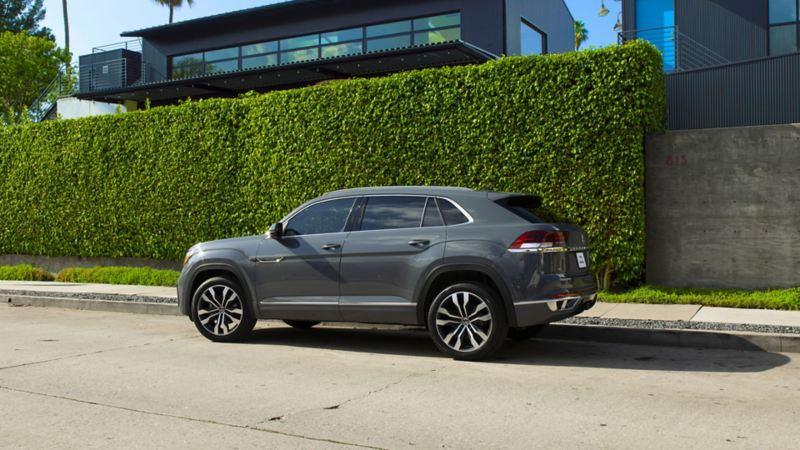 Diseño exterior del Volkswagen Nuevo Cross Sport 2021