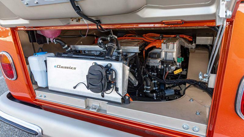 VW e-BULLI elmotor