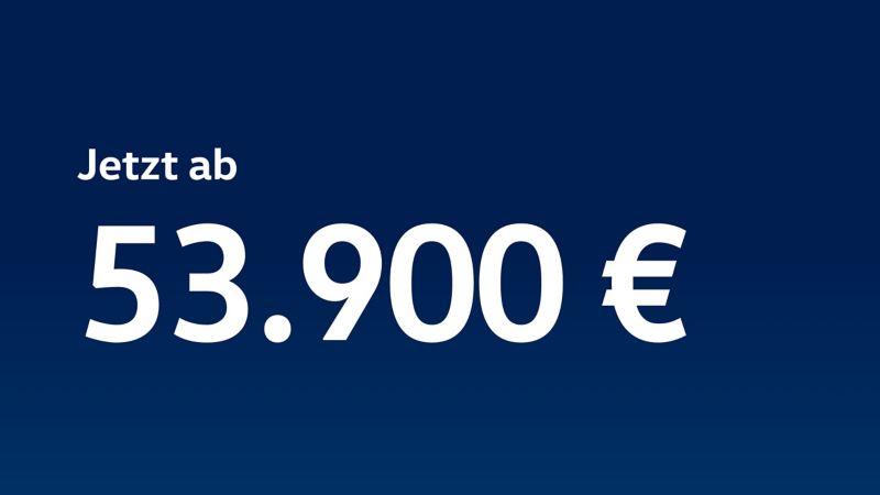 Der e-Crafter zum günstigen Einstiegspreis von 53.900 €.