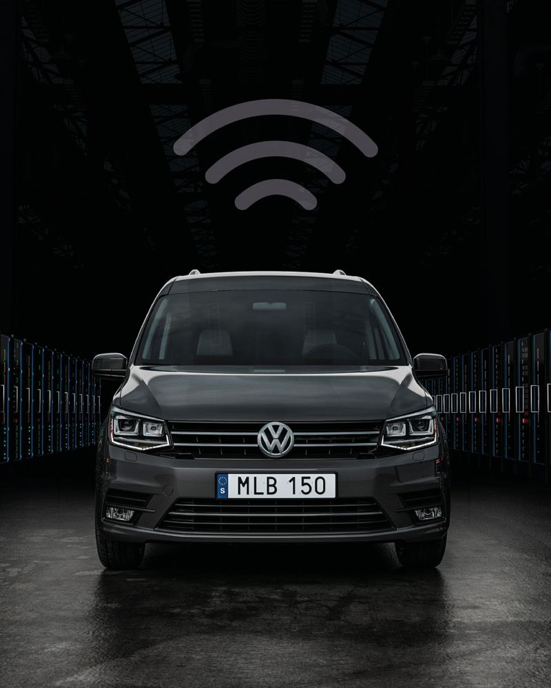 VW Fleet Connect
