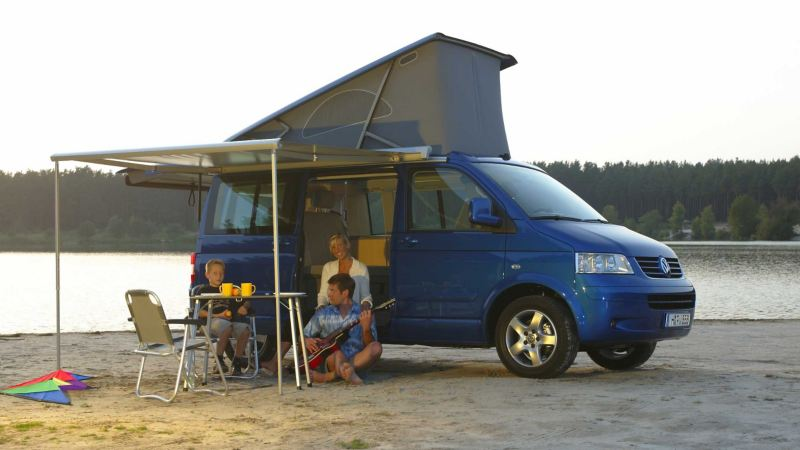 Volkswagen California T5 folkabuss
