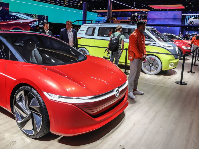Ekspozycja Volkswagena podczas IAA 2019: elektromobilność przede wszystkim