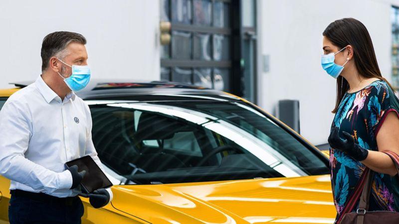 Garantía de Refacciones Volkswagen - Refacciones originales para tu automóvil VW