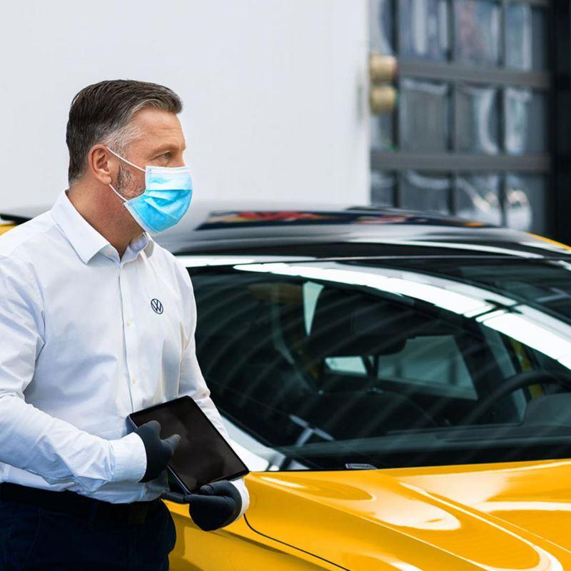 Garantías Volkswagen para autos nuevos y semiusados, refacciones originales y mano de obra.