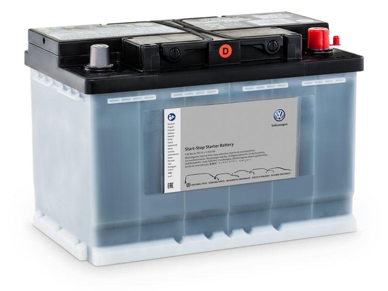 Oryginalny akumulator rozruchowy Start-Stop EFB.
