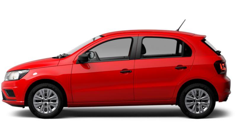 Obtén un auto nuevo Gol con el crédito automotriz para negocios Volkswagen