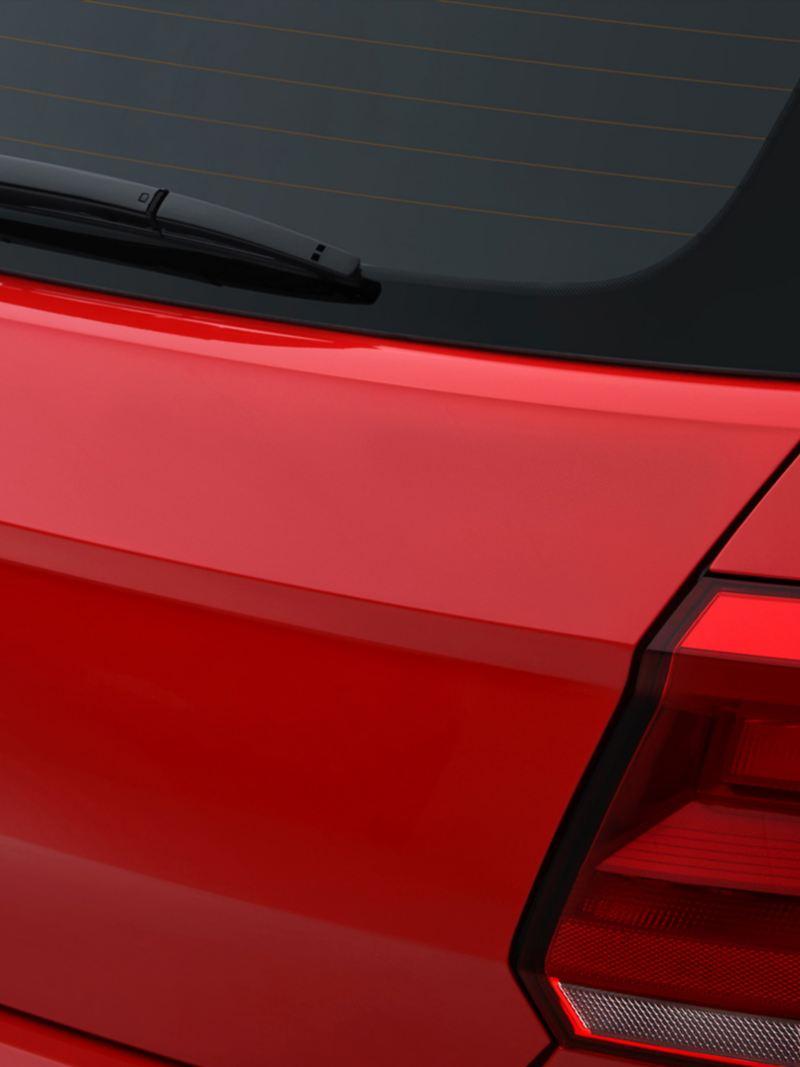 Limpiador del cristal trasero de Nuevo Gol de Volkswagen