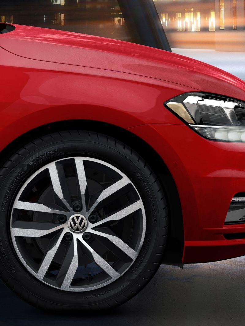 Rines de Golf 2020 el auto compacto de Volkswagen