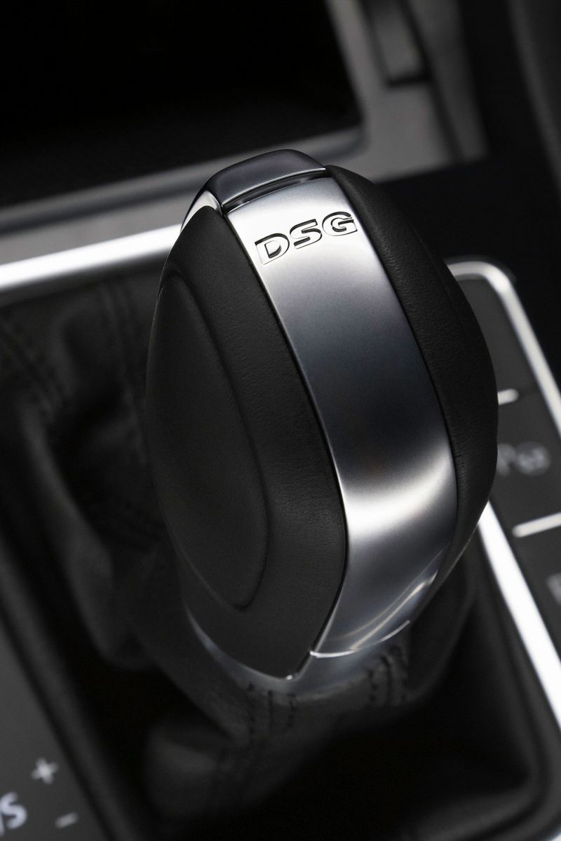 Transmisión DSG presente en Golf auto deportivo de Volkswagen