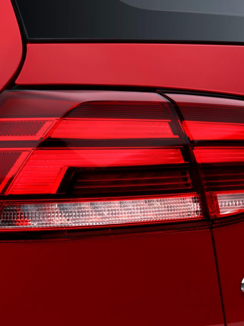 Calaveras con luces LED de Golf 2020, el auto deportivo de Volkswagen México