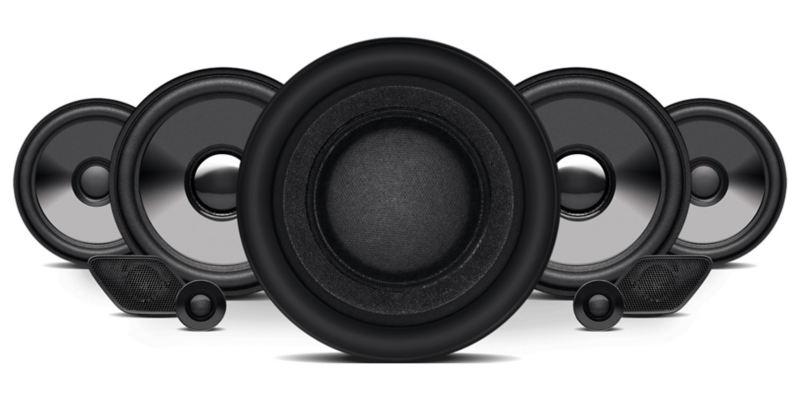 Sistema de sonido Fender presente en Golf GTI 2020 de Volkswagen México