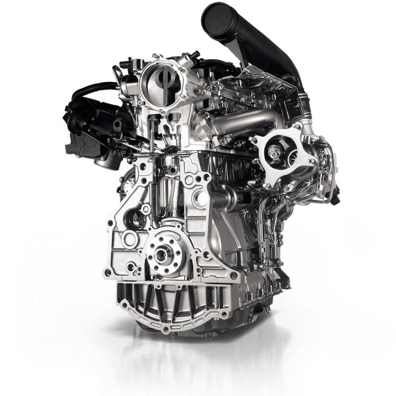 Motor con potencia de 230 Hp del nuevo Golf GTI 2020 de Volkswagen