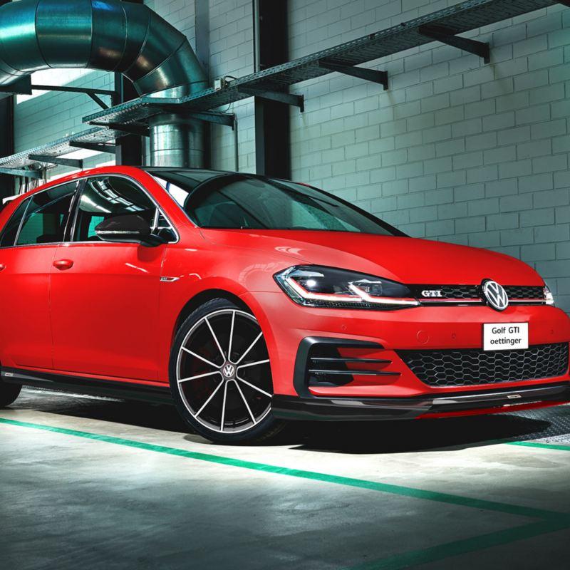 Golf GTI oettinger 2021 - El auto deportivo compacto de Volkswagen México