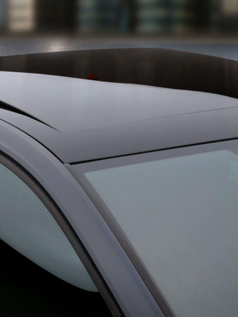 Techo corredizo panorámico equipado en el nuevo Golf GTI 2020 de Volkswagen