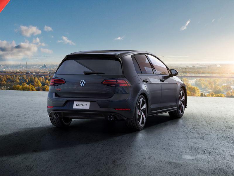Golf GTI, el automóvil deportivo y compacto de Volkswagen México