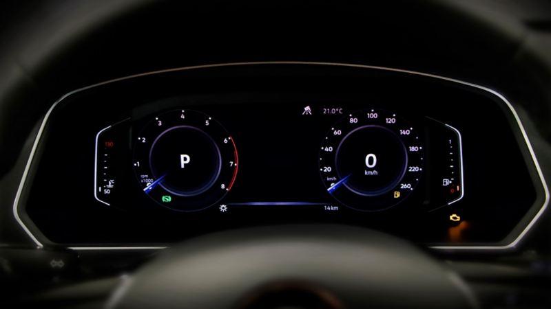Volkswagen Digital Cockpit presente en Jetta de Volkswagen México