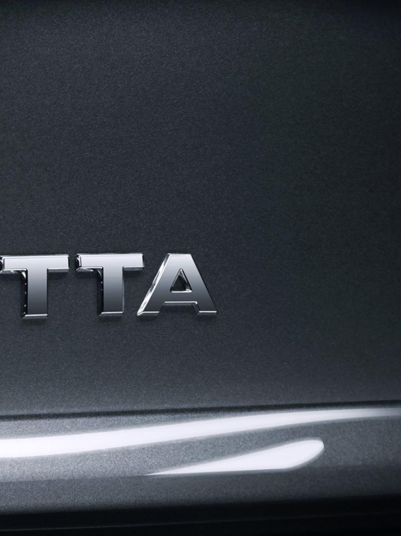 Emblema de Jetta de Volkswagen México