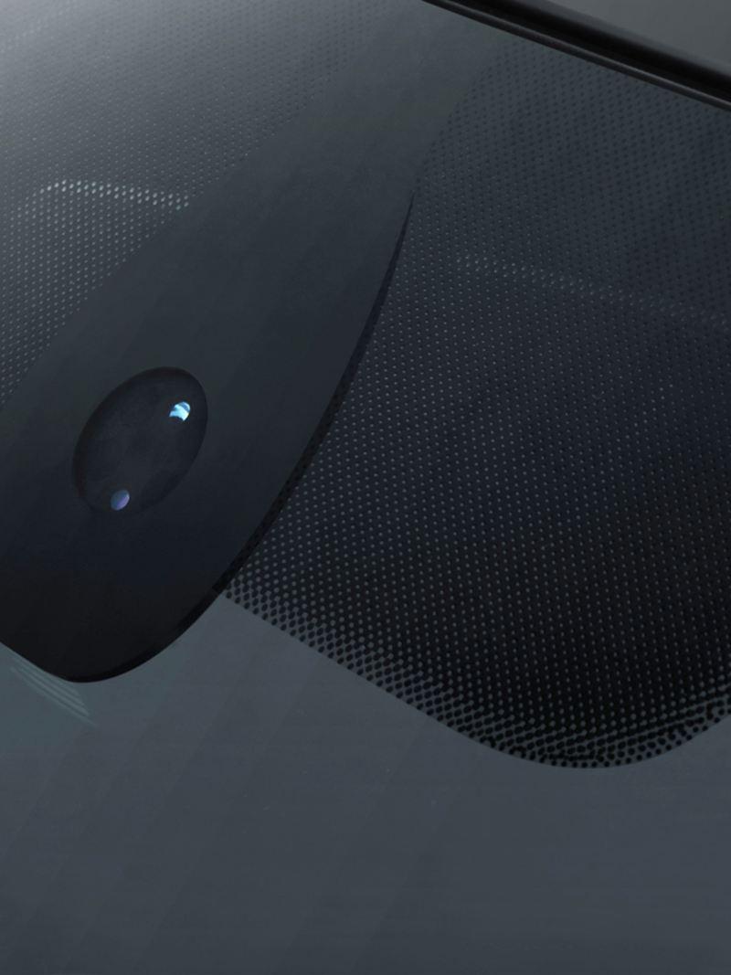 Sensor de lluvia de la nueva tecnología de automóvil de Volkswagen Jetta
