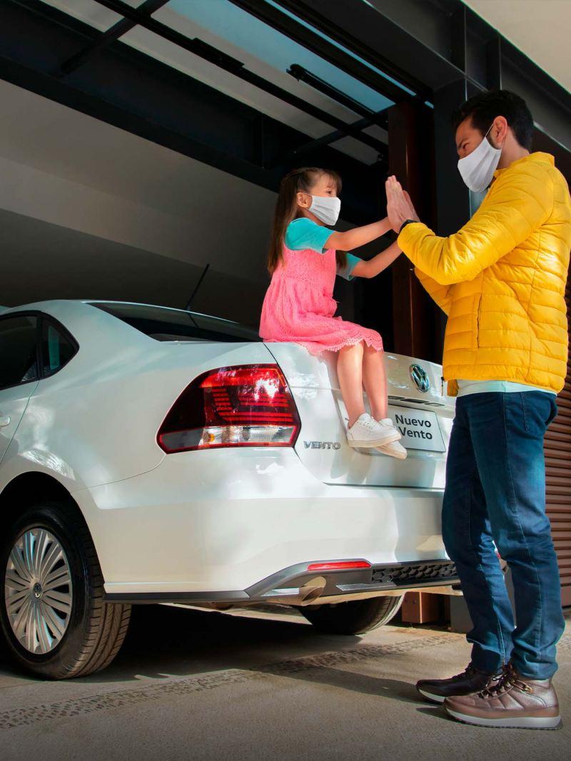 Nuevo Vento 2020 Volkswagen - Promoción de agosto