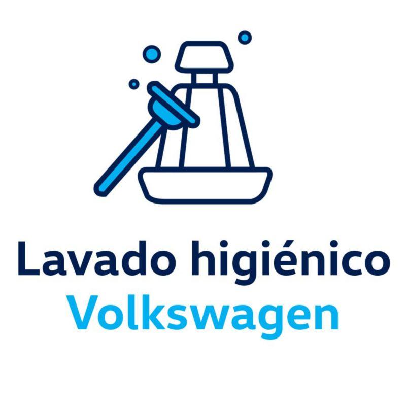 Servicio de Lavado Higiénico Volkswagen - Limpieza, higienización y desinfección de tu auto o camioneta VW