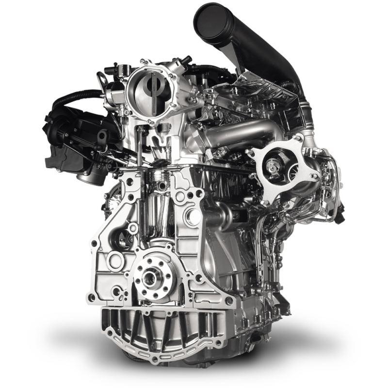 Motor TSI 2.0L con 230 Hp del Jetta GLI 2020 de Volkswagen