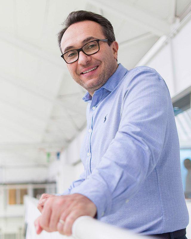 Volkswagen Motorsport Director Sven Smeets
