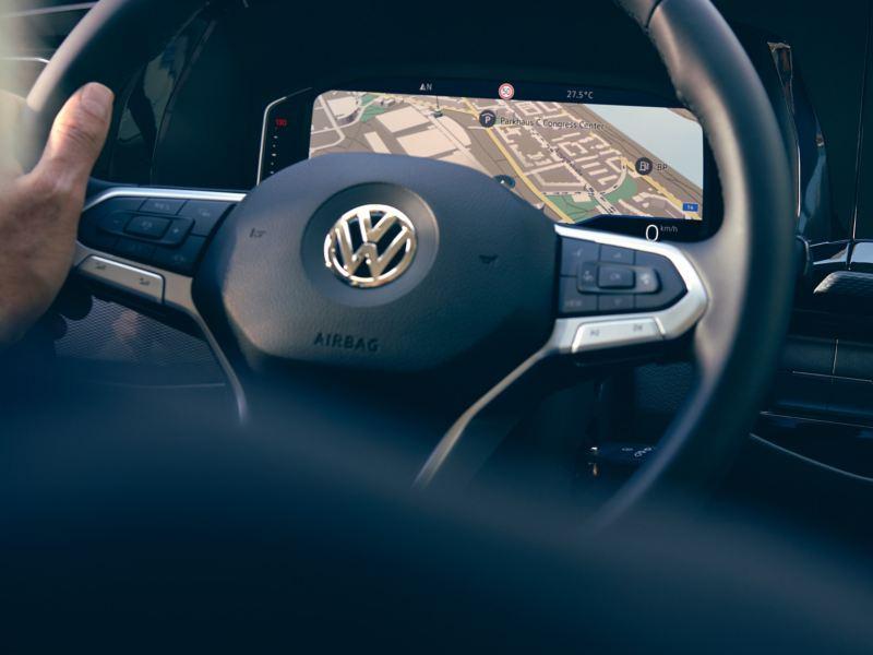 Instrumentpanelen i VW Multivan