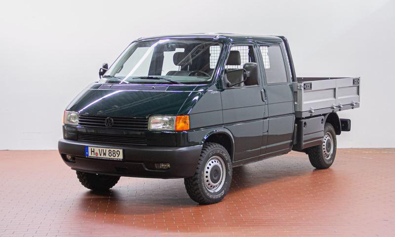 Ferdinand - 1998 T4 DoKa syncro Jäger schräg von vorne.