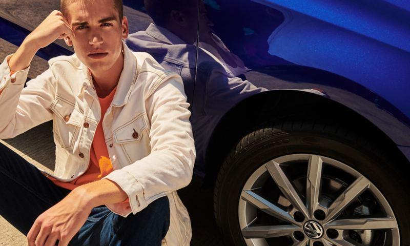 Rines de aluminio presentes en Nuevo Polo 2020 de Volkswagen México
