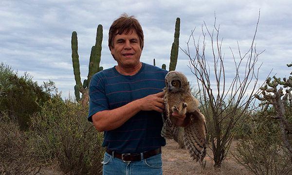 Dr. Ricardo Rodríguez investigador para protección de biodiversidad parte de Por Amor a México VW