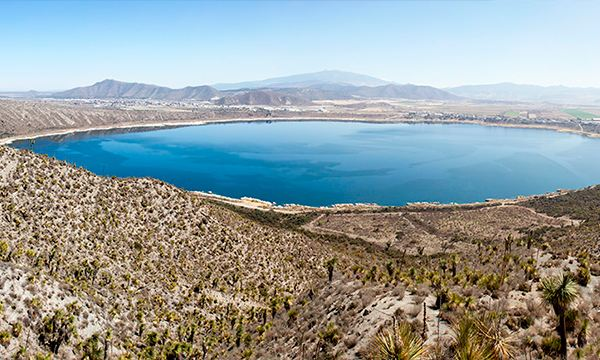 Zona natural en Puebla resguardada gracias a programa Por Amor a México de Volkswagen