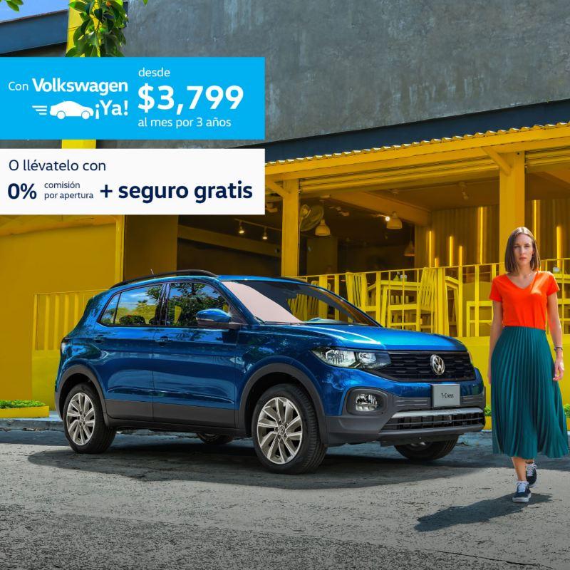 T-Cross 2020 Volkswagen - Promoción de enero