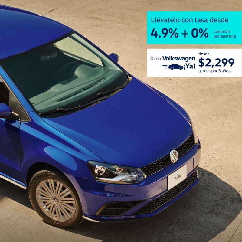 Polo 2020 Volkswagen - Promoción de diciembre