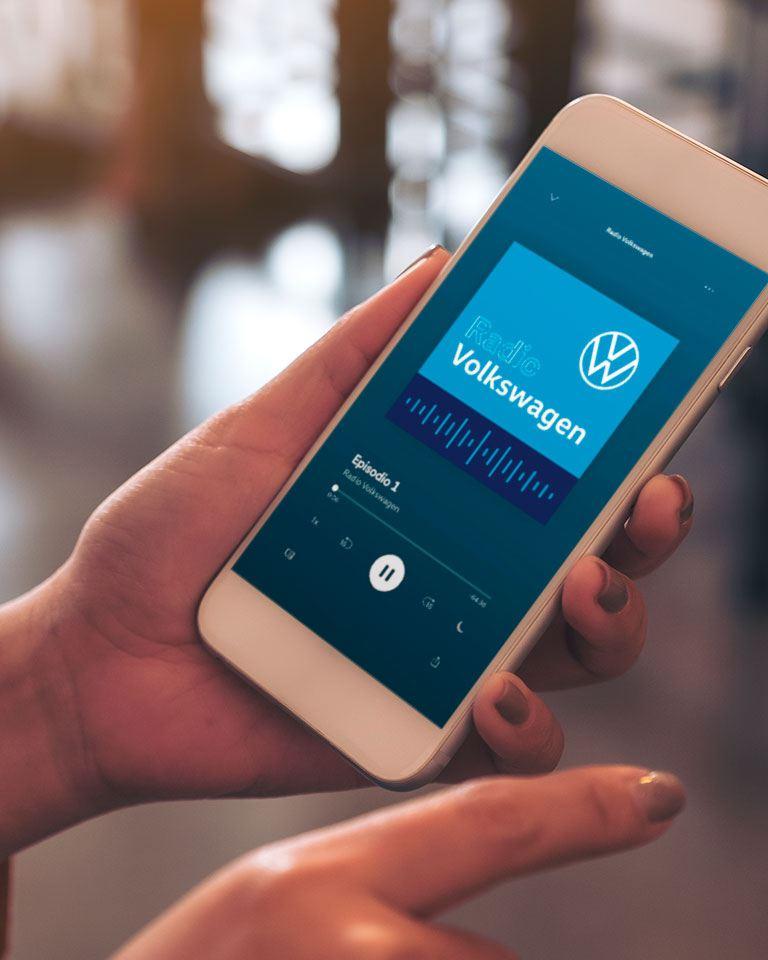 Radio Volkswagen, Podcast de la Marca más querida en México en Spotify
