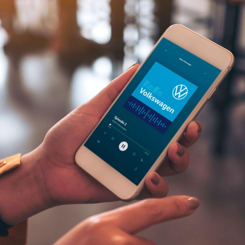 Podcast Radio Volkswagen -  Toda la información sobre COVID-19 que necesitas saber en nuestro Spotify