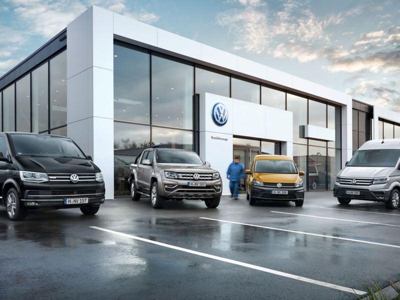 Centres VW Véhicules Utilitaires