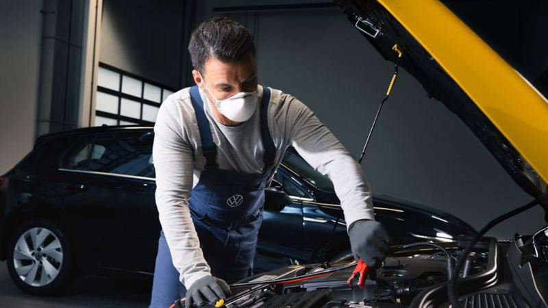 Servicio de Refacciones originales de Volkswagen - Adquiere fácilmente las piezas que tu auto necesita