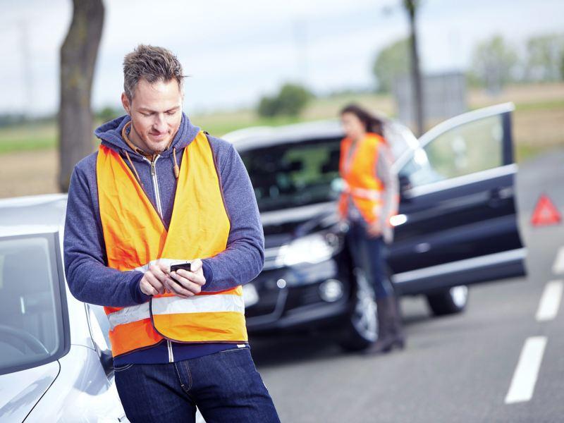 Beneficios de Respaldo VW - Auto con cobertura en asistencia