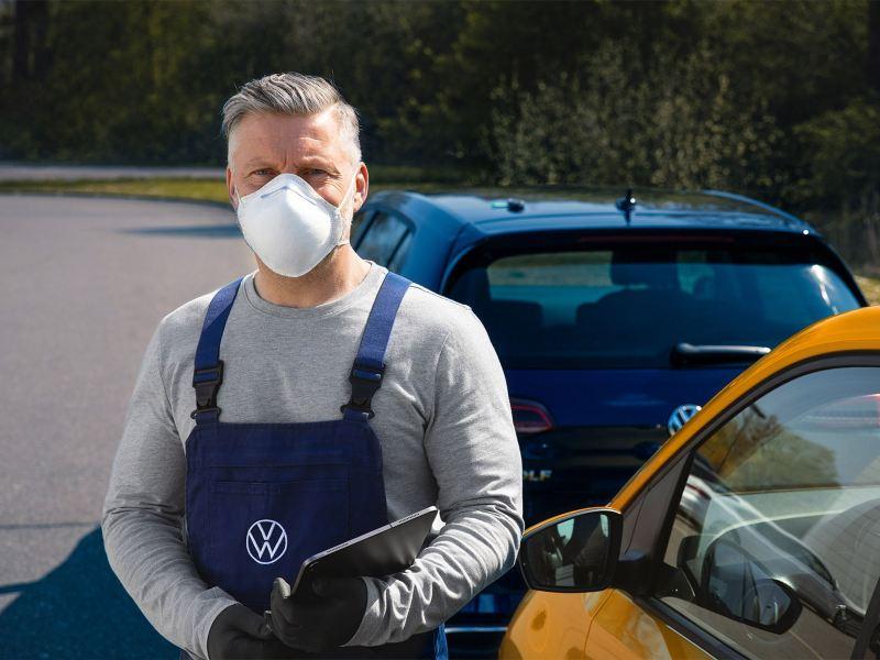 Respaldo Volkswagen - Servicio integral de asistencia vial por 3 años para tu automóvil VW