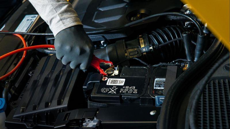 Revisión de batería a domicilio, servicio de Volkswagen durante contingencia sanitaria por Coronavirus