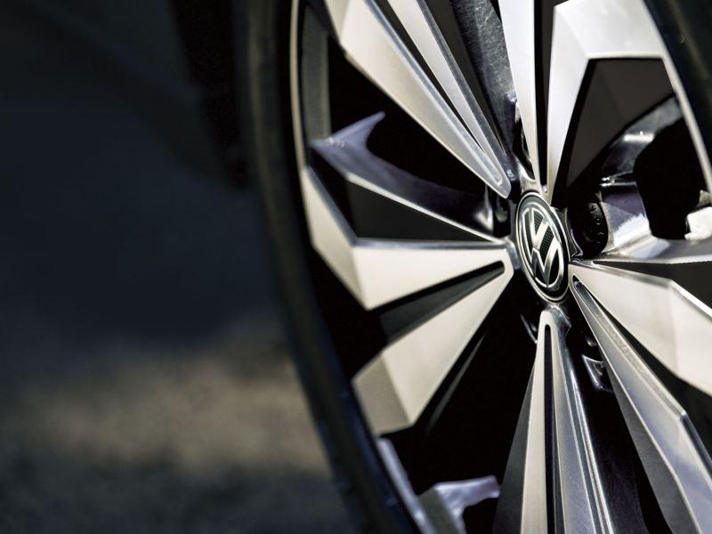 "Rines de aluminio de 17"" de T-Cross Volkswagen"